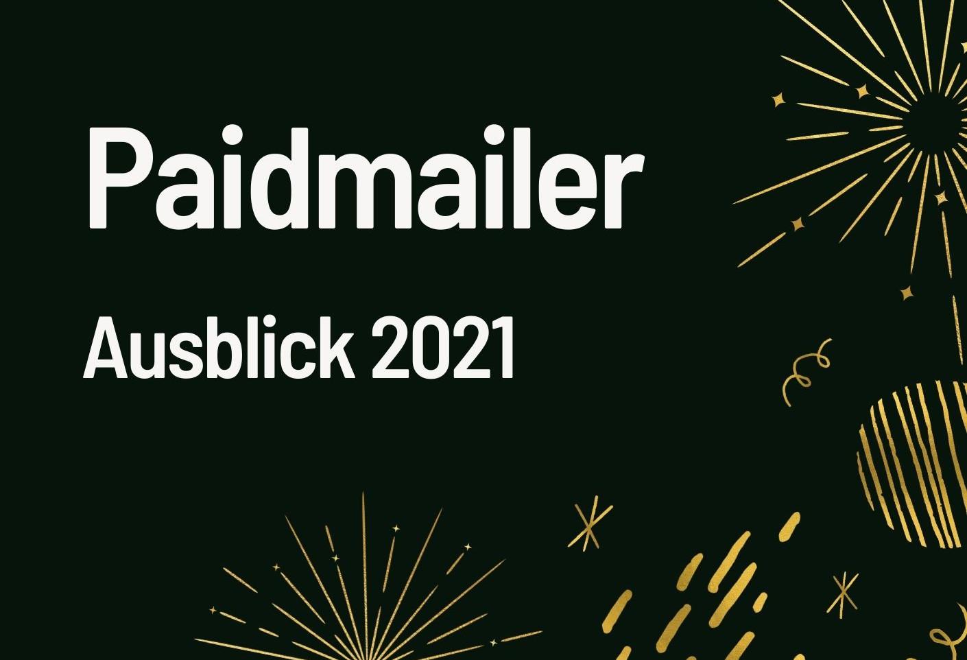 Mit Paidmailern in 2021 Geld verdienen