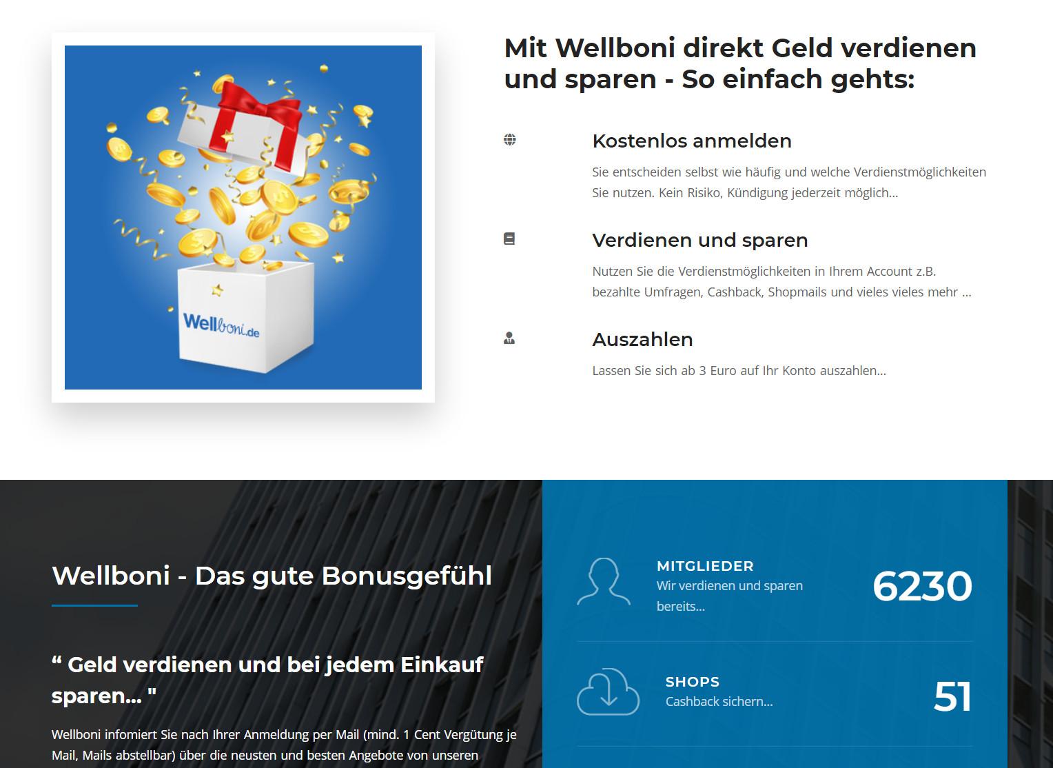 Aus Talk-Mailer.de wird Wellboni.de